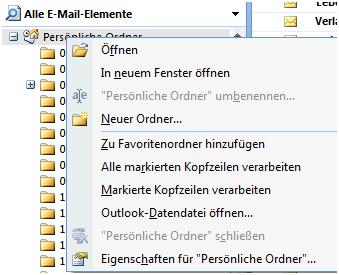 outlook zugriff