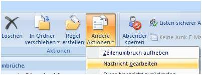 mail fälschen