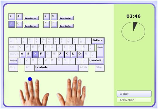 10 Finger System Online Гјben Gratis