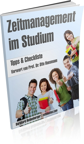 Zeitmanagement Studium