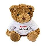 ES TUT MIR LEID-Teddybär