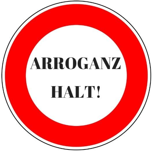 arroganz-umgehen