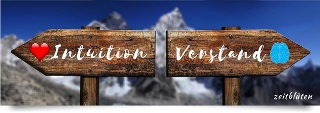 Was bedeutet intuition