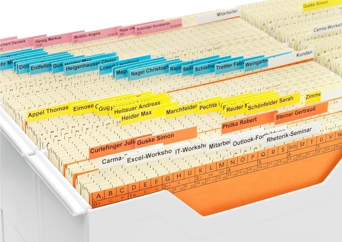b roorganisation warum die ablage in stehordnern ineffizient ist zeitbl ten. Black Bedroom Furniture Sets. Home Design Ideas
