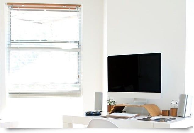 Kleines Büro? 9 Tipps Zum Platzsparen - Zeitblüten