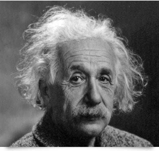 Zitate Und Kleine Weisheiten Von Albert Einstein Zeitblüten