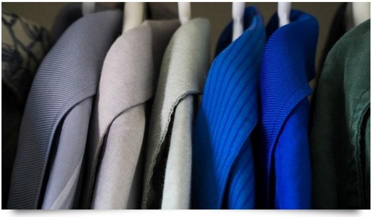 Ordnung im Kleiderschrank schaffen – so geht\'s - Zeitblüten