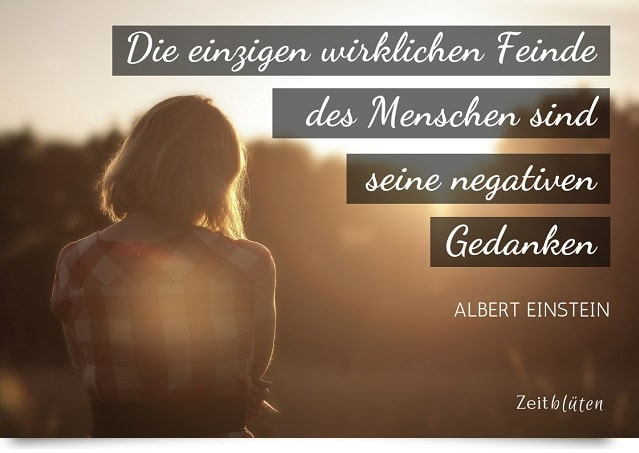Zitate Und Kleine Weisheiten Von Albert Einstein Zeitbluten